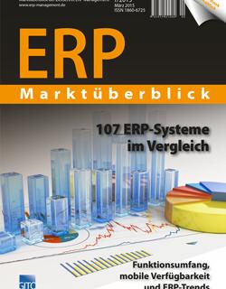 Großer Systemvergleich: 107 ERP-Systeme im ERP-Marktüberblick