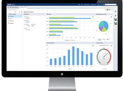 Unit4 Business World – ERP für dynamische Dienstleistungsunternehmen