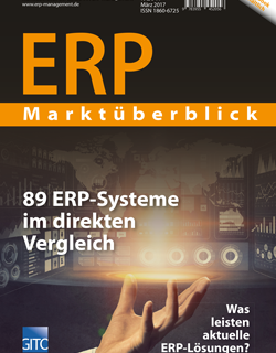 Was leisten aktuelle ERP-Lösungen?