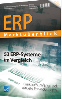 Entwicklung des ERP-Marktes