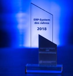 Die besten ERP-Systeme: Der Wettbewerb zum ERP-System des Jahres 2018