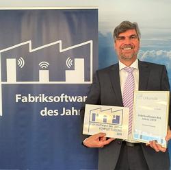 """PSI erhält Auszeichnung für die beste """"Fabriksoftware des Jahres 2019"""""""