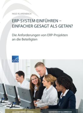 ERP-System einführen – Einfacher gesagt als getan?