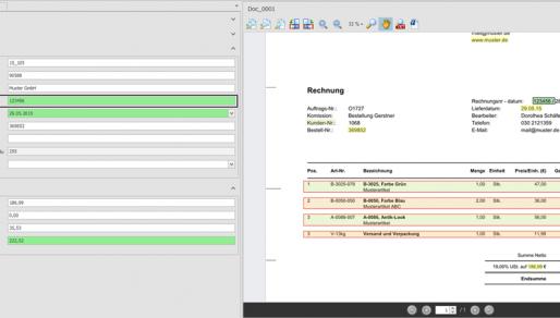 Vollständig digitale Prozesse im Rechnungsmanagement